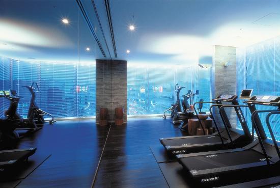 Four Seasons Hotel Tokyo at Marunouchi : 7F Fitness