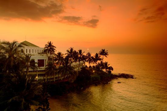 Mount Lavinia Hotel: The Mansion