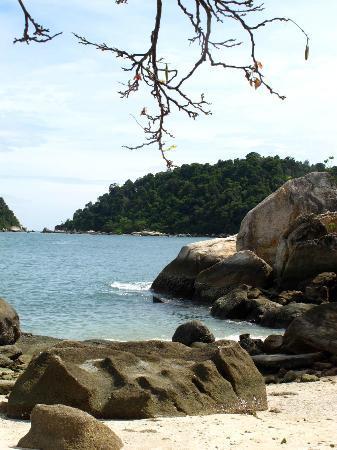 Anjungan Beach Resort: Islands
