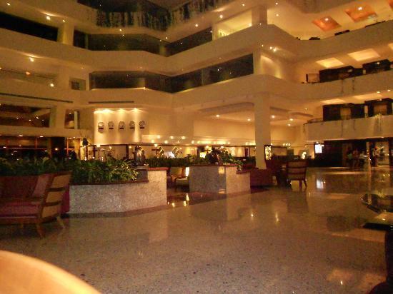 Grand Fiesta Americana C Beach Cancun Hotel Lobby