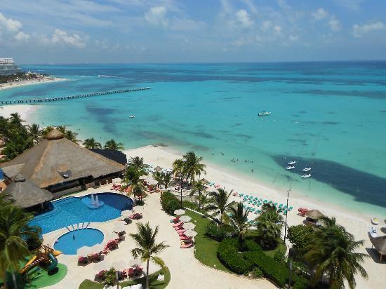 Grand Fiesta Americana C Beach Cancun Room With A View