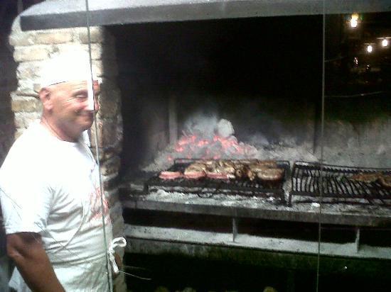 San Clemente, Italië: La loro griglia