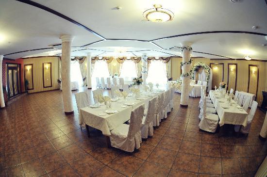 Hotel Koral: Ресторан