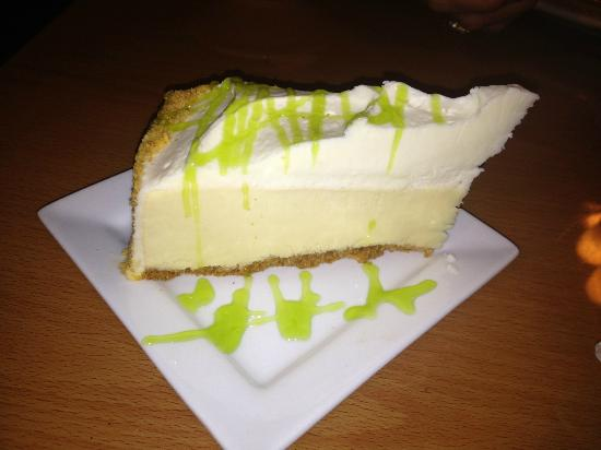 "Little Boots Country Diner: ""Heavy"" cheese cake"