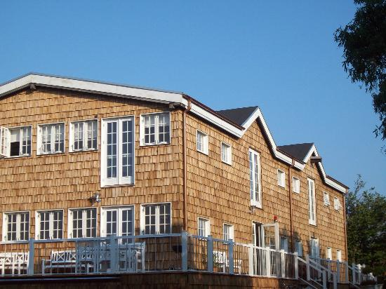 Stege Nor: Hotellet et gamel fabrik der er blevet ombygger til hotel