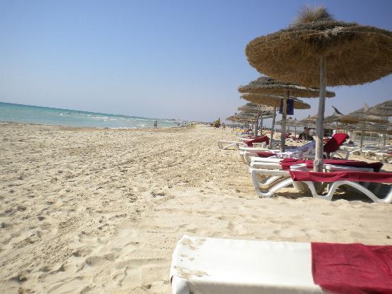Club Iliade: spiaggia