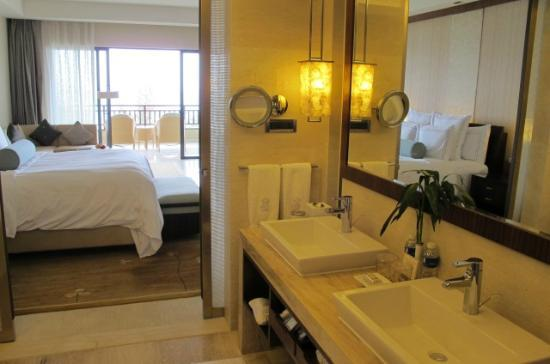 The Ritz-Carlton Sanya, Yalong Bay : bathroom