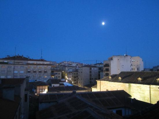 El Toboso: View from living room