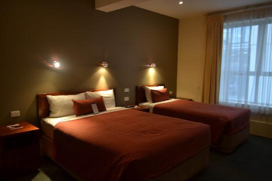 Ibis Styles Melbourne, The Victoria Hotel: Twin beds