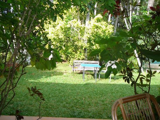 Villa Marine: View from Verandah