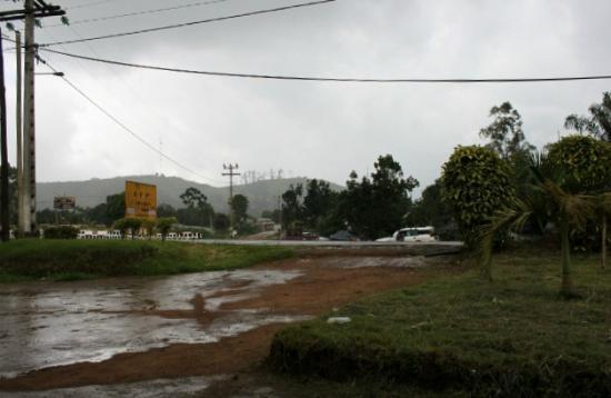 Bamenda, Camarões: Wum