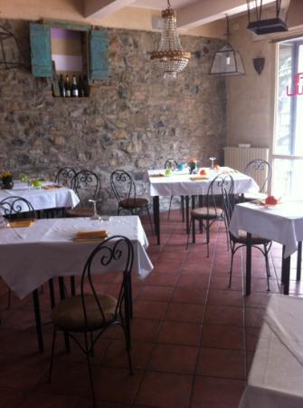 fuori menù: La sala da pranzo