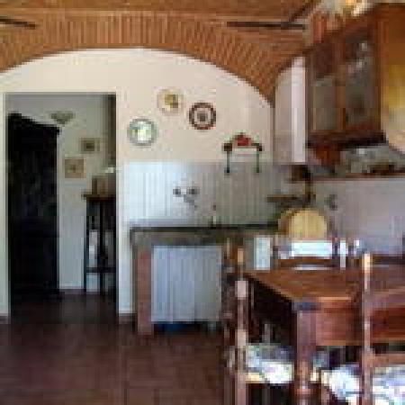 "Chiarafonte B&B: kitchen and living ""Luna"""
