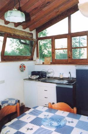 "Chiarafonte B&B: kitchen ""Sole"""