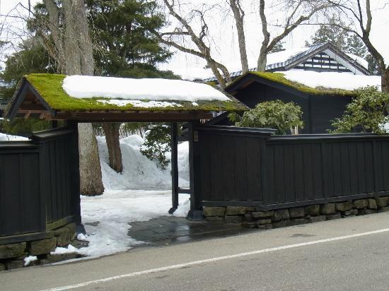 Semboku, Japón: 門