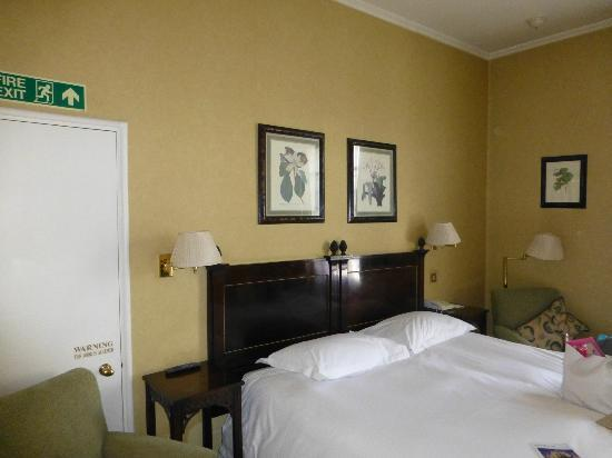 The Grange Hotel: Our room
