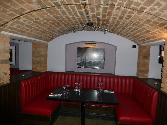 The Grange Hotel: Restaurant