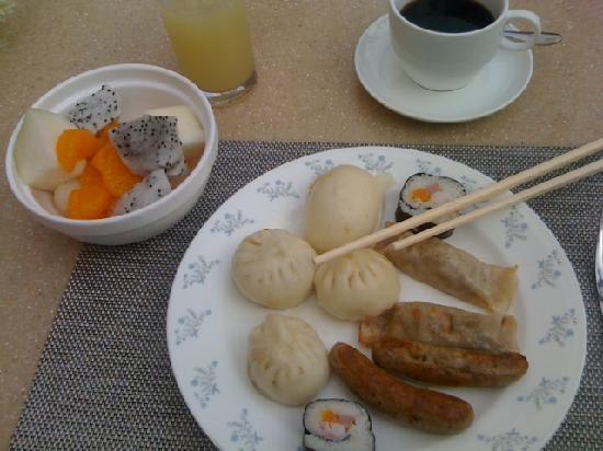 بكين لاندمارك هوتل: Top Frühstück - je nach Geschmack 