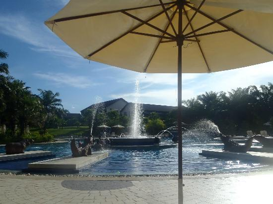Palm Garden Beach Resort & Spa: The beautiful pool area
