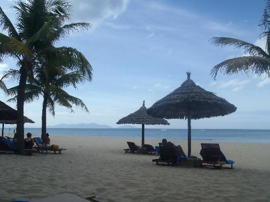Palm Garden Beach Resort & Spa: The beach