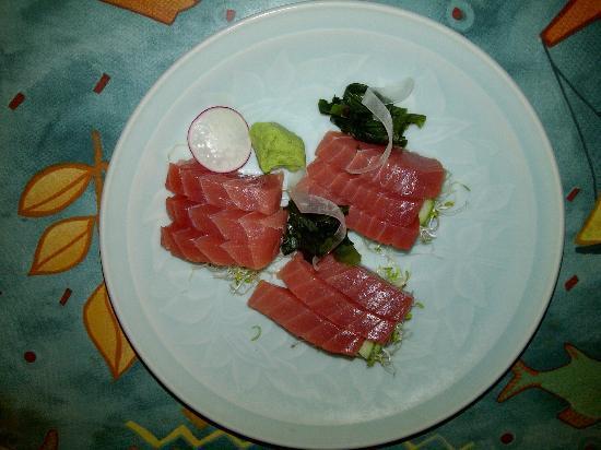 Kappa Japanese Restaurant: Tuna Sashimi