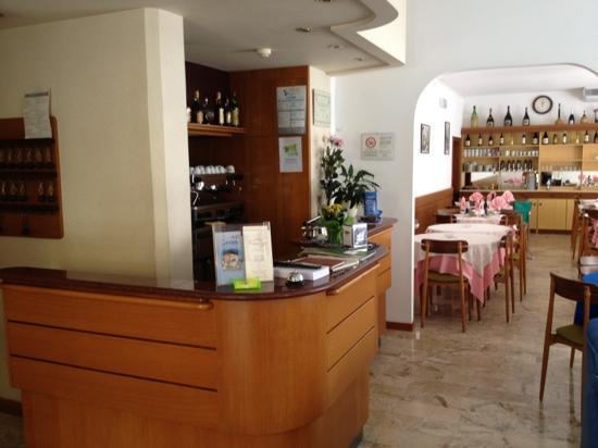 Hotel Carezza: Empfang