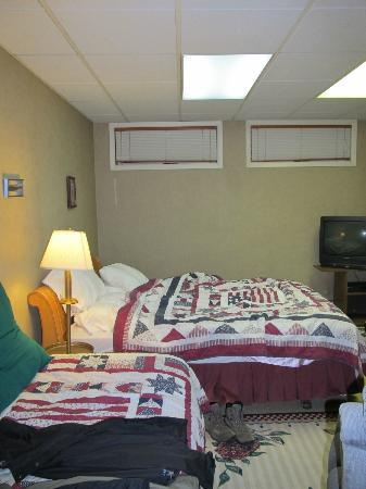 Che'nai Bed and Breakfast : the room