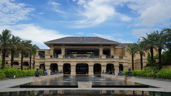 Conrad Sanya Haitang Bay: Main building