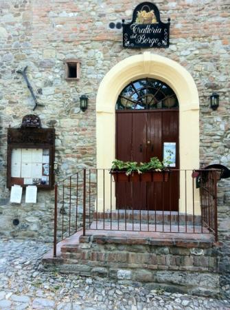 Monteveglio, Italia: Trattoria