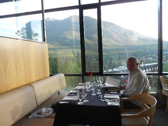 Three Ravens Restaurant & Wine Bar: Stunning views from the 3 Ravens