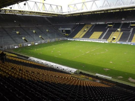signal iduna park bild von signal iduna park dortmund tripadvisor. Black Bedroom Furniture Sets. Home Design Ideas