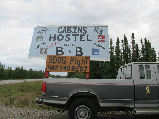3 Dog Night Hostel: The sing on the road 
