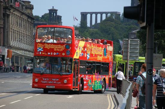 The Edinburgh Classic Tour