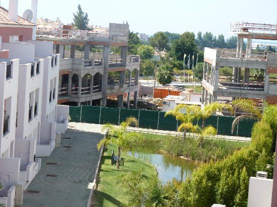 O Pomar: From the balcony 3.