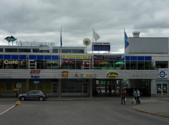 Restaurant Aseman Vintti, Railway station, Kouvola