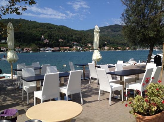 Fiumaretta, Włochy: osteria del Magra
