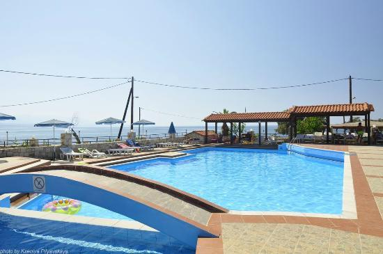 Begeti Bay Hotel, Scaleta Beach