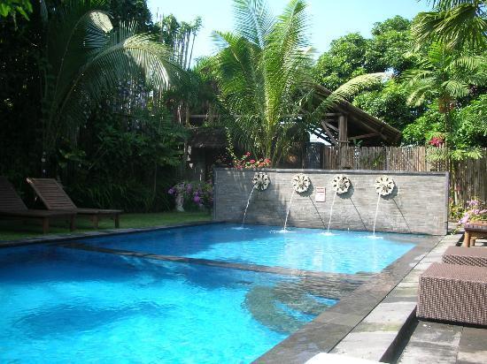 Puri Maharani Boutique Hotel & Spa: the pool