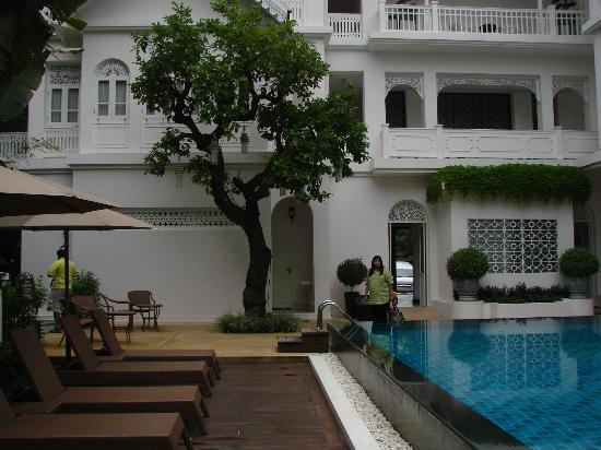 Ping Nakara Boutique Hotel & Spa: swimming pool area
