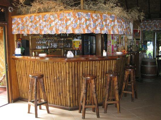 Hotel Fare Vaimoana: Bar