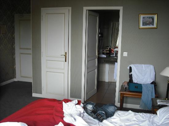 Hotel Le Manoir de la Poterie & Spa: chambre