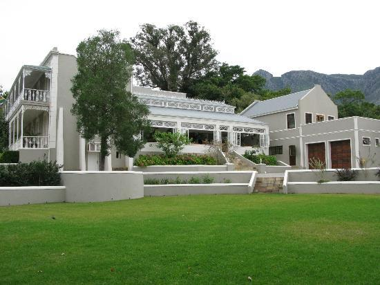 Swellendam, South Africa: Country House & Gardens