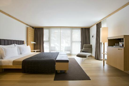 The Omnia : Schlafzimmer double