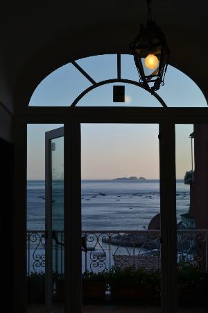 Hotel Buca di Bacco: ホテルからの眺め