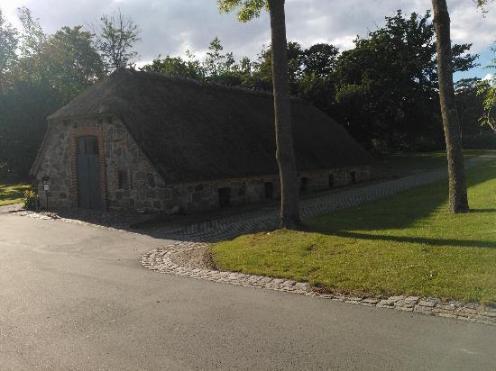 Hindsgavl Slot: Annex