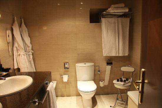 Hotel Plaza Andorra: clean and space