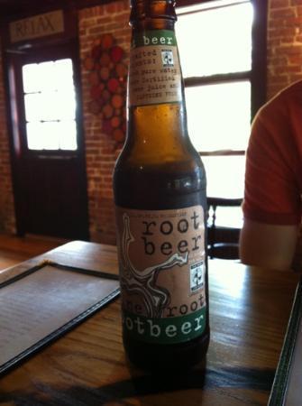 Bridge: $4 organic root beer