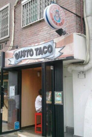 Gusto Taco : ?????
