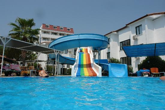 Sural Garden Hotel: Basen1