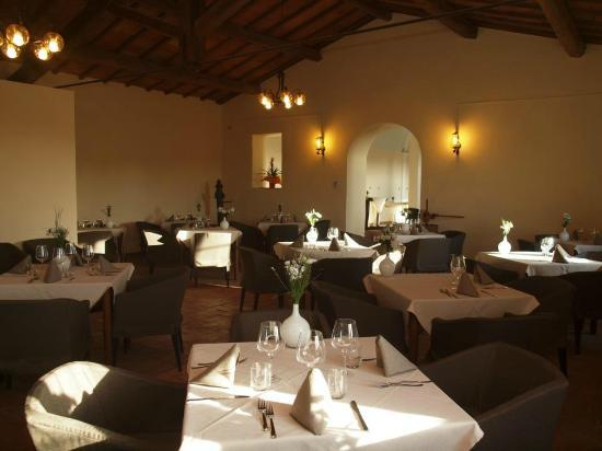 Asciano, Italia: Sala ristorante